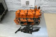 Kubota L245 Tractor Parts L 245 F Dh1101 Diesel Engine Cylinder Head Complete Oe