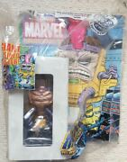 Eaglemoss Classic Marvel Figurine Collection Mega Special Modok Bagged And Sealed