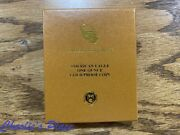 2014-w American Eagle One Ounce Gold Proof Coin Pf1