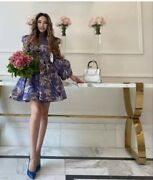 Current Season Zimmermann Botanica Butterfly Dress Size 0 Sold Out
