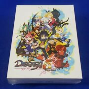 Nintendo Switch Disgaea 5 Complete Limited Edition Game New Region Free Pal Uk