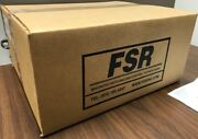 Fsr Owb-cp1-wht Outdoor Wall Box With Solid Cover