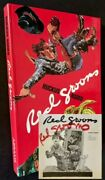 Ruckus Rodeo Signed By Red Grooms / 1st Edition 1988