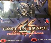 Lost In Space - Sealed Trading Card Hobby Box - Inkworks 1998 36 Pack