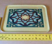 Large Mission Tile West Tile Serving Tray Catalina Style