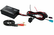 Seat Aux Adapter Ipod Fakra Wired Fm Modulator Transmitter Fmmod4 Iphone Mp3 Car
