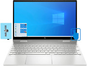 Hp Envy X360-15t Home And Business Laptop I7-1165g7 4-core 16gb Ram 512gb Pc