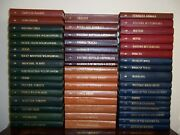 Easton Press Signed Roger Tory Peterson Field Guides 50 Vols Fiftieth Annv Ed.