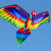 Kites With Tail And Handle Kite Children Flying Bird Kites Windsock Outdoor For
