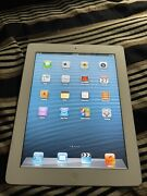 Apple A1395 Ipad 2 Super Rare 64gb 9.7 Ios 6.0 2nd Generation Lots Of Apps