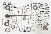 Autowire Update Complete Wiring Harness Oldsmobile Cutlass 1968 1969 1970 - 1972