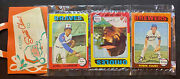 1975 Topps Baseball 12 Cards Rack Pack Robin Yount 223 Rookie Ex-exmint
