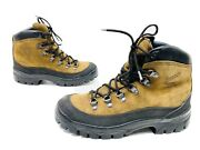 Danner Combat Hiker Special Forces Leather 43513x Size 9.5r Boots Mind Condition