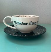 Tea/coffee -tea Cup/teacup And Saucer - China - Fortune Telling