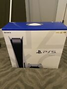 Ps5 Sony Playstation 5 Console Disc Version Brand New Ships Asap Expedited