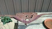 1941 Pontiac Hood Latch And Supports