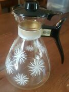 Vintage Mid Century Tricolator 4-8 Cup French Drip / Pour Over Coffee Maker