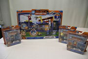 Rusty Rivets Rivet Lab Playset Toys R Us Exclusive +++ 3 Additional New
