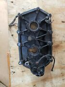 1978 Mercury Mariner 35hp Outboard Motor Cylinder Head Cover With Mounting Bolts