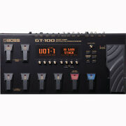 Boss Gt-100 Cosm Amp Effects Processor With Version 2 Update