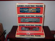 Lionel 6-19266 Boxcar Series 3, 6464 Nyc, Mp, And Ri Set Of 3