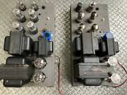 Vintage Leslie Model31h Type2 Vacuum Tube Amplifier With Excitation Power Supply