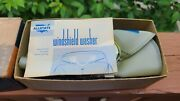 Allstate Windshield Washer Kit 1960 Foot Pump Andndash Simpsons-sears And Roebuck Nos Box