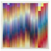 Felipe Pantone Prints 2018 With Picture Frame Subtractive Variability 4 20inch