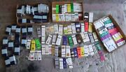 Lot Of Matchbook Cover Collection -2 Flats -mostly Duplicate Covers In One Box