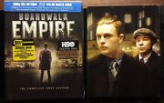 Boardwalk Empire Hboand039s Complete Season 1 Blu-ray Dvd Box Set First Year And Bd