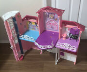 Barbie Malibu Dream House Mansion-foldable Limited Edition-missing Parts