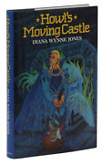 Howland039s Moving Castle Diana Wynne Jones First British Edition 1st 1986