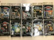 Star Wars The Original Trilogy Collection Set Of 10 Tracking