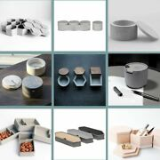 Storage Mold Box Jewelry Resin Diy Craft Casting Concrete Container Mould Tank