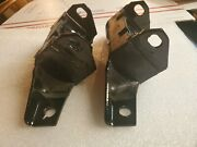 New Small Block Ford Motor Mounts Sbf 289 302 351 Galaxie Ltd Country Squire