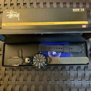 Stussy Luminox Only Edition Us Navy Seal Dive Watch With Box Rare
