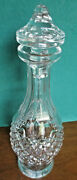 Waterford Crystal Colleen Wine Liquor Decanter Signed Mint Nbu Free Shipping