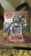 Yugioh Collector Tin Elemental Hero Grand Neos New Factory Sealed