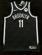 Nike Authentic Brooklyn Nets Kyrie Irving Jersey Vaporknit Nwt Pro-cut Size 48