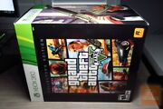 Grand Theft Auto V Collector's Edition Xbox 360 2013 Factory Sealed - Rare