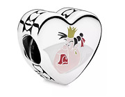 New Pandora Disney Villains Charms - Queen Of Hearts Shopdisney Limited Edition