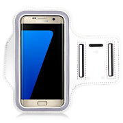 Sport Armband Case Cover White For Acer, Nokia, Alcatel, Htc, Lg, Huawei, Wiko