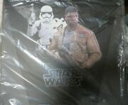 Star Wars Riot Control 1/6 Fin Stormtrooper Figure With Box Hot Toys Unused Toy
