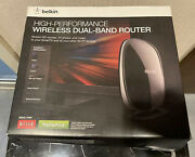 Belkin High Performance Wireless Dual Band Router N750 - In Box