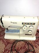 Viking Husqvarna 6010 For Parts Sewing Machine Untested