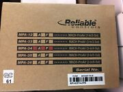 Lot Of Reliable Controls Mpa34af Mp2-h Sse-902 Sst-o S/w Sst-o/w