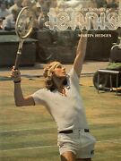 The Concise Dictionary Of Tennis Signed Book Margaret Court Bueno Laver Rosewall