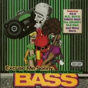 Excuse Me Sonny Do You Know Where I Can Find Some Bass Cd 1994 Mc Shy-d Smurf