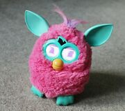 2012 Furby Pink And Blue Talking Interactive Toy Hasbro Tested - Works