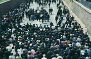 Funeral Procession Of Martin Luther King 1968
